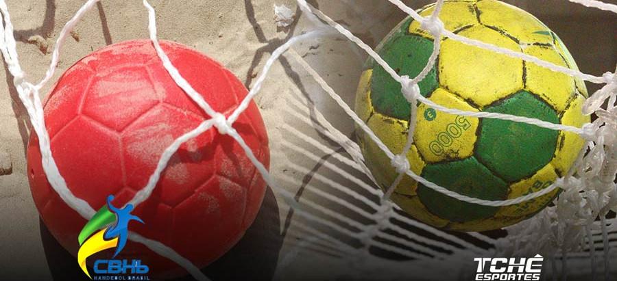 Competições de Handebol no Brasil retornam em outubro