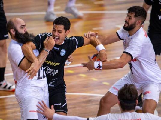 Resumo da Liga Nacional de Handebol #GrupoA – Dia 3