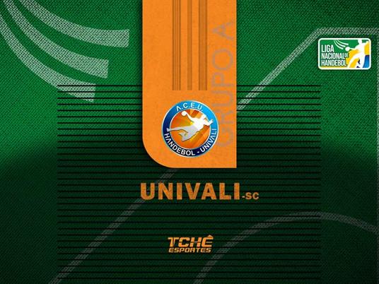 ACEU/Univali Itajaí retorna à Liga Nacional com jovens talentos