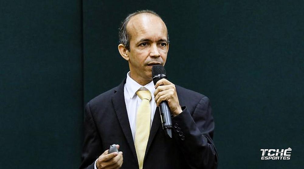 Ricardinho, presidente da CBHb (foto divulgação)