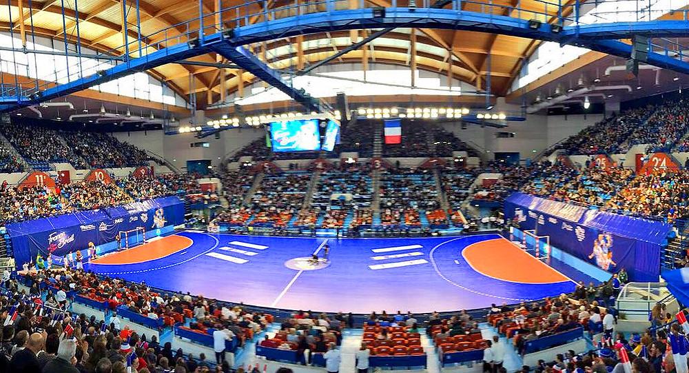 Palais des Sports. (foto divulgação)