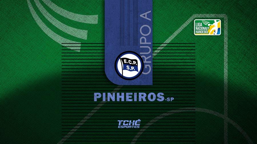 EC Pinheiros-SP (arte Tchê Esportes)