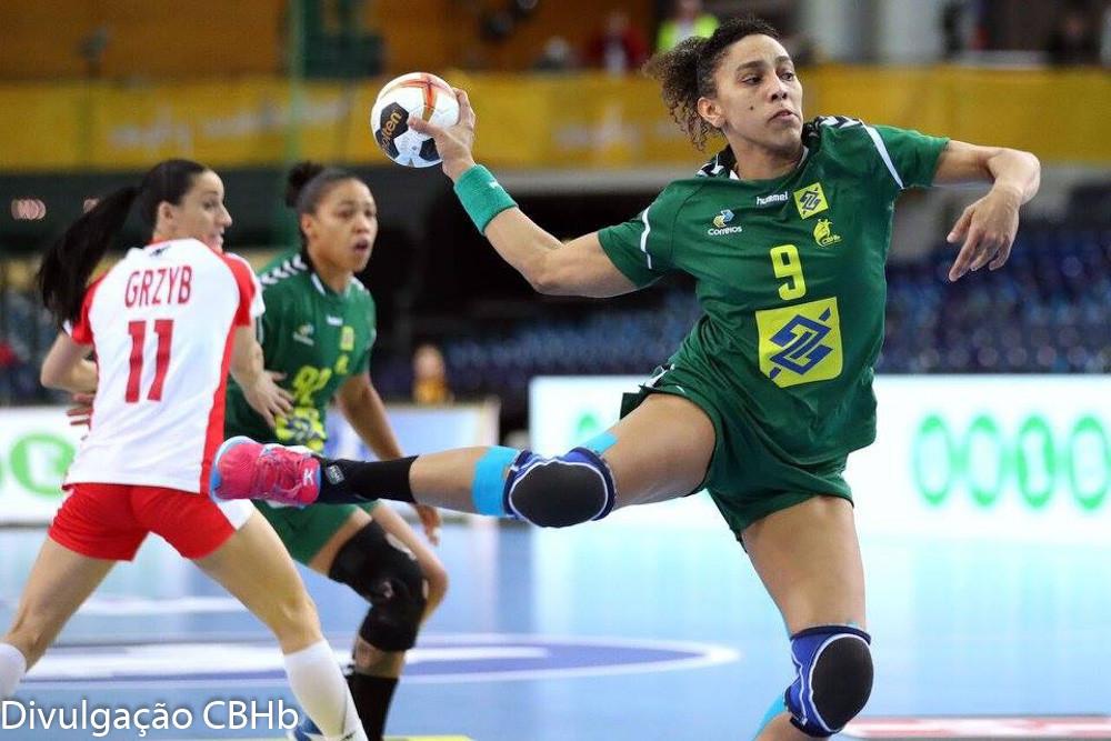 Ana Paula Rodrigues Belo (Divulgação/CBHb)