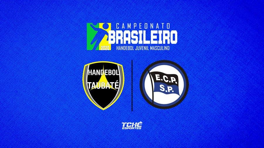 Brasileiro Juvenil Masculino de Handebol. (arte Tchê Esportes)