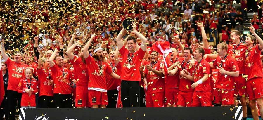 Dinamarca leva Mundial Masculino de Handebol e MVP para Mikkel Hansen