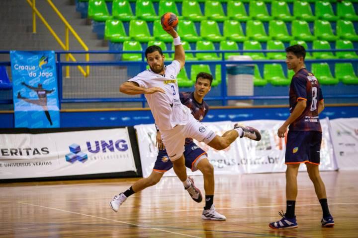 Pinheiros-SP x Univali-SC (foto Bruno Ruas)