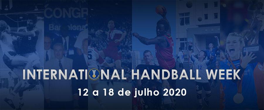 Semana Internacional do Handebol (arte IHF)