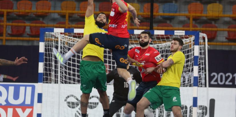 Seleção Brasileira arranca empate com a Espanha na estreia do Mundial