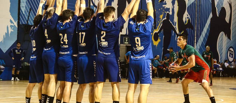 Resumão: 1ª rodada das quartas de final da Liga Masculina de Handebol