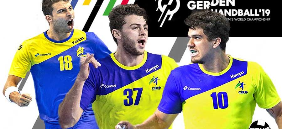 Handebol brasileiro é destaque em votações de melhores jogadores