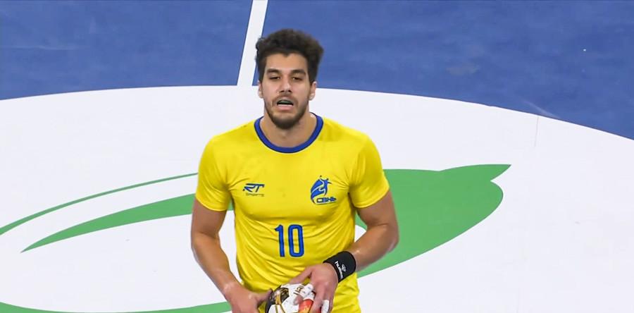 Brasil x Hungria  - foto: reprodução/IHF