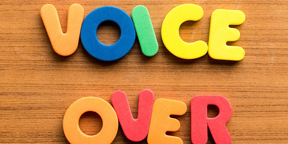 Voice Acting for Children's Multimedia & k12 Narration
