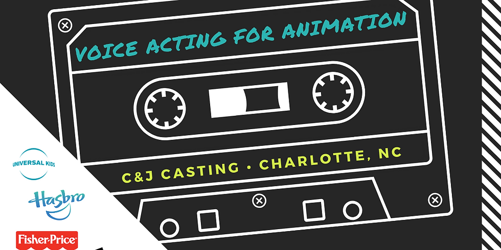 VOICE ACTING for ANIMATION | for All Ages!