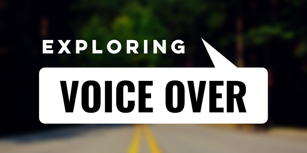 Exploring Voice Over as a Paid Profession