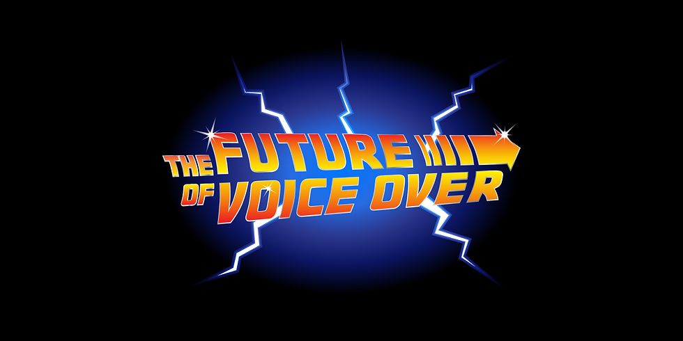 The Future of Voice-Over