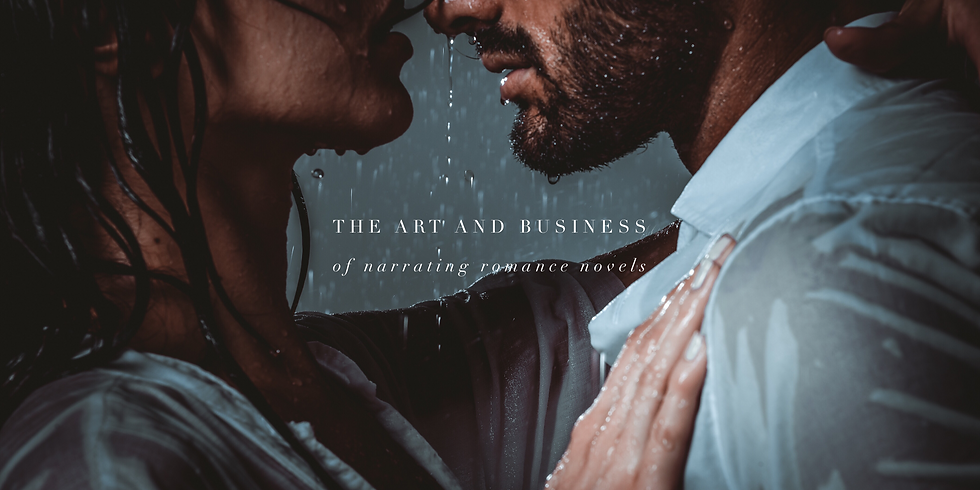 Voiceover: The Art & Business of Romantic Audiobook Narration