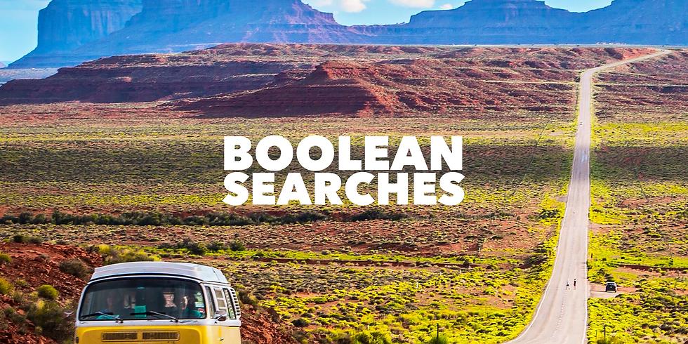 Boolean Searches and LinkedIn Optimization