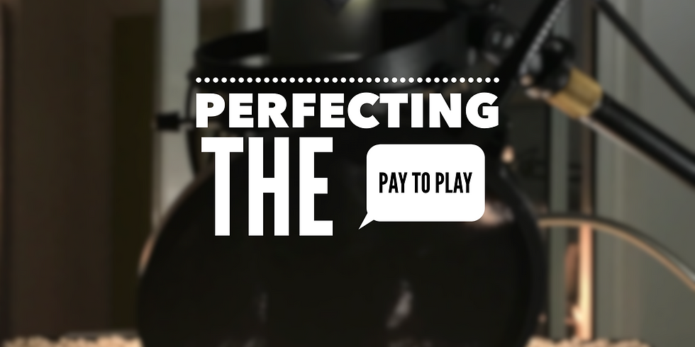 Voiceover Webinar: Perfecting the Pay To Play