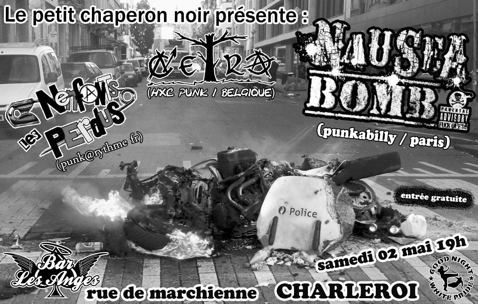 bonechestra tour Belgium