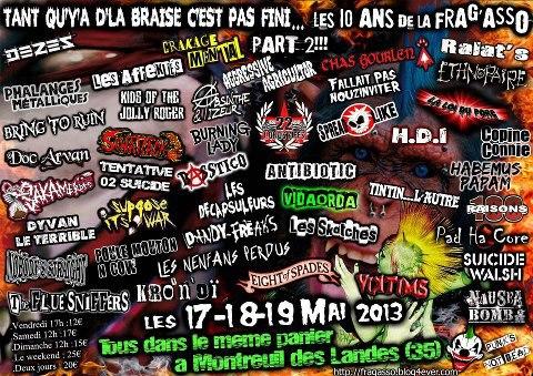 18th may 2013
