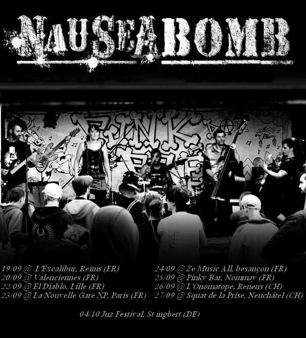 first tour