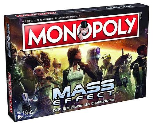 MONOPOLY - MASS EFFECT