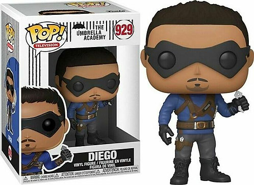 THE UMBRELLA ACADEMY: DIEGO HARGREEVES - FUNKO POP FIGURE 929