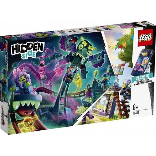 LEGO HIDDEN: IL LUNA PARKSTREGATO
