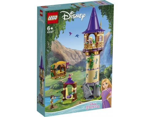 LEGO DISNEY PRINCESS: LA TORRE DI RAPUNZEL