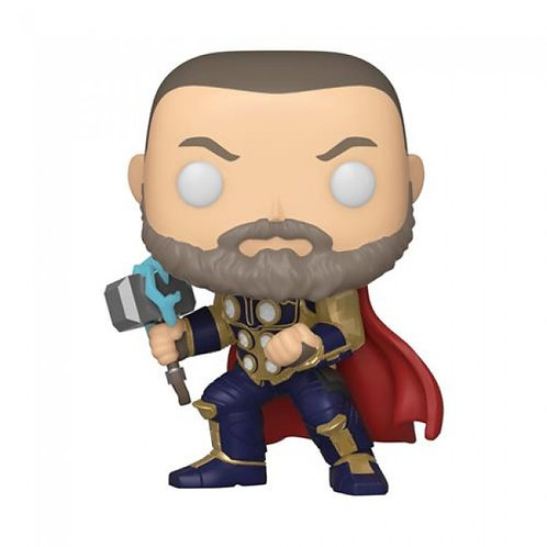 MARVEL AVENGERS 2020 GAME: THOR - FUNKO POP FIGURE 628