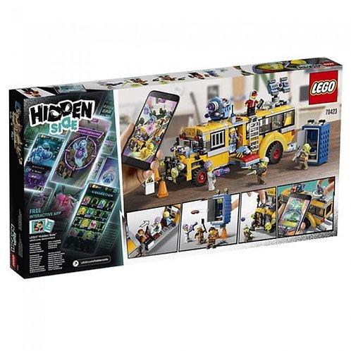 LEGO HIDDEN: AUTOBUS DIINTERCETTAZIONE PARANORMALE 3000
