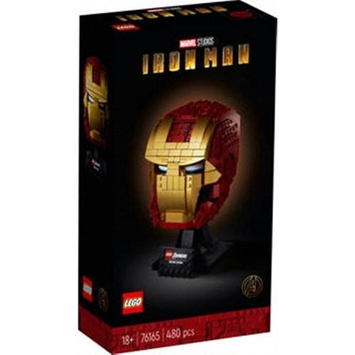 MARVEL SUPER HEROES: CASCO DI IRON MAN