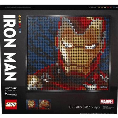 LEGO POP ART: MARVEL STUDIOS IRON MAN