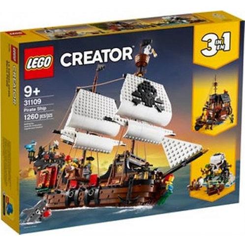 LEGO CREATOR: GALEONE DEI PIRATI