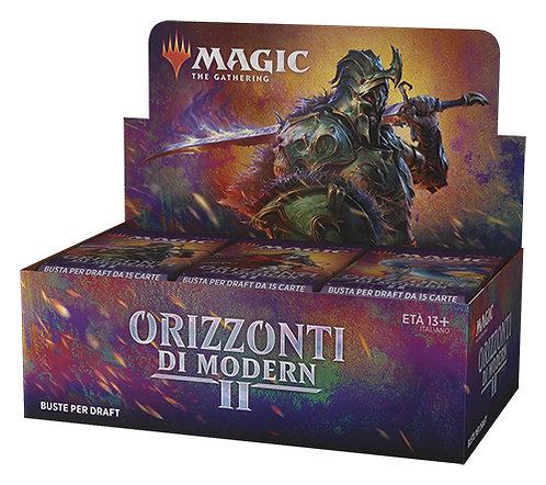 ORIZZONTI DI MODERN 2 DISPLAY 36 BUSTE WOTC MAGIC