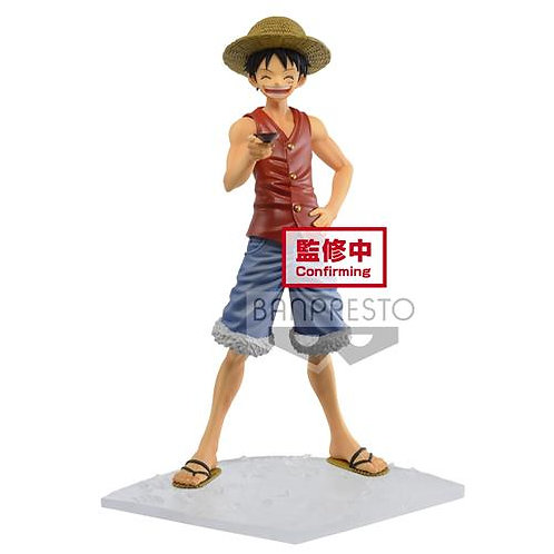ONE PIECE - MONKEY D. LUFFY 18CM