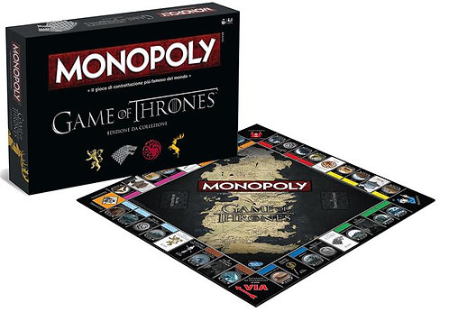 MONOPOLY - GAMES OF THRONES