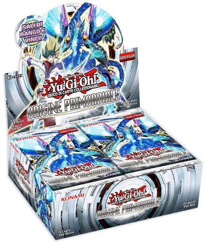 BOX YU-GI-OH! ORIGINE PRIMORDIALE (24 Buste)