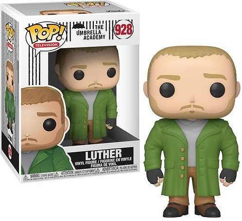 THE UMBRELLA ACADEMY: LUTHER HARGREEVES - FUNKO POP FIGURE 928