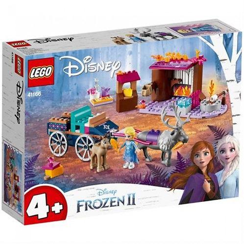 LEGO DISNEY PRINCESS:L'AVVENTURA SUL CARRO DI ELSA