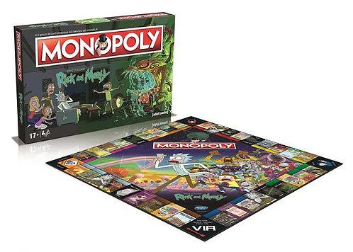 MONOPOLY - RICK&MORTY