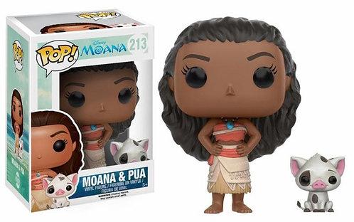 MOANA&PUA - FUNKO POP FIGURE 213