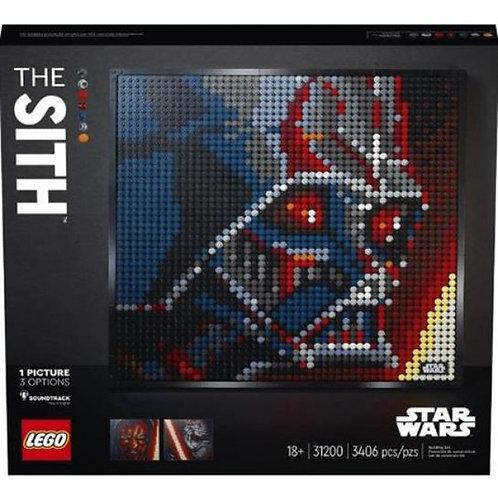 LEGO POP ART: STAR WARS THE SITH