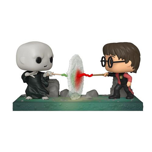 HARRY POTTER VS VOLDEMORT - FUNKO POP FIGURE 119