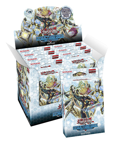 YU-GI-OH! - STRUCTURE DECK: LINK CYBERSO