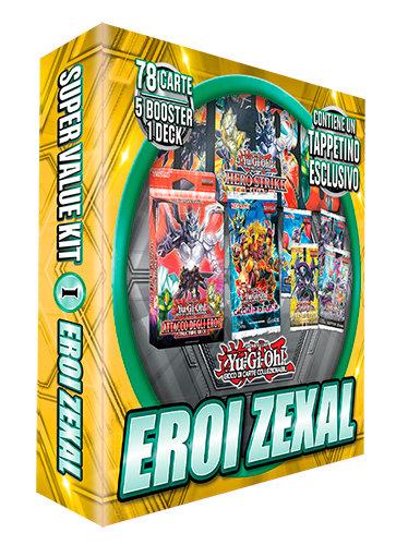 YU-GI-OH! SUPER VALUE KIT 1 - EROE ZEXAL