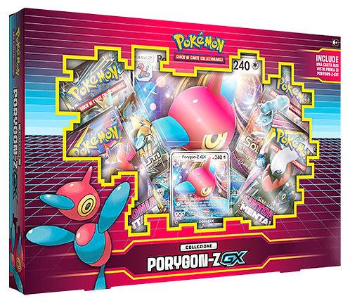 PORYGON-Z GX BOX (IT)