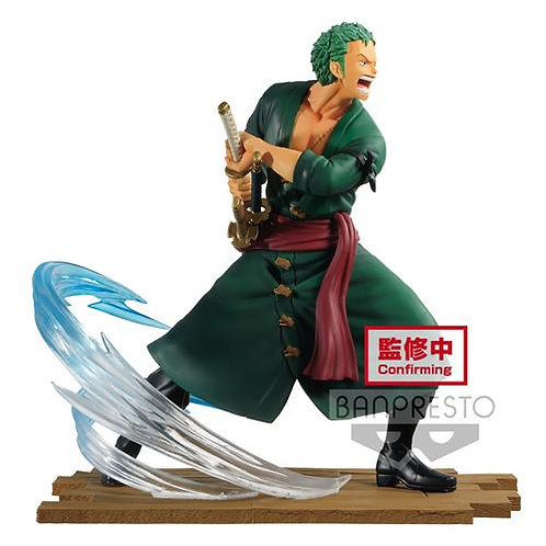 ONE PIECE -  FIGHT VOL.1 - ZORO