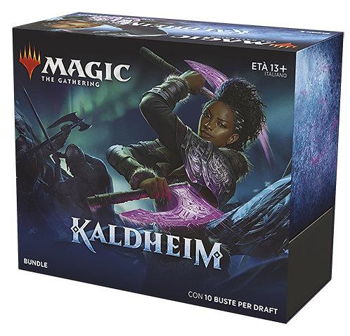 KALDHEIM BUNDLE WOTC MAGIC