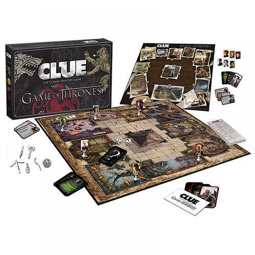 CLUEDO - GAME OF THRONES